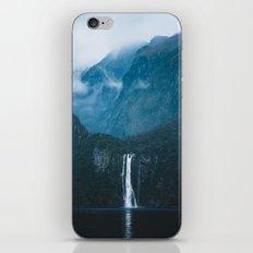 Majestic Milford Sound iPhone & iPod Skin