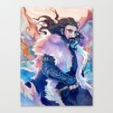 The Hobbit - Thorin Canvas Print