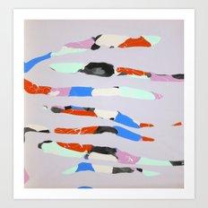 Thirteen  Art Print