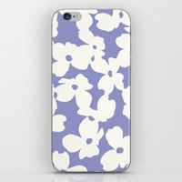 Dogwood: Lilac Tulip iPhone & iPod Skin