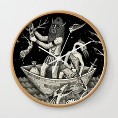The Acquisition Wall Clock