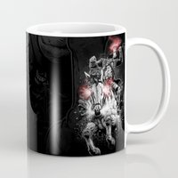 The Headless Horseman Mug