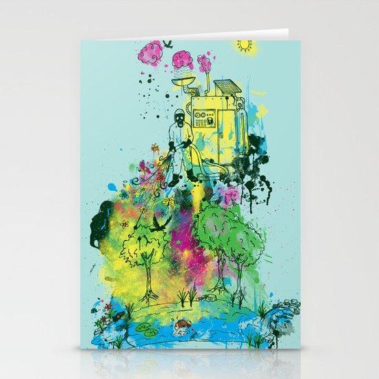 Ecosystem Stationery Card