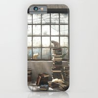 The Introvert iPhone 6 Slim Case