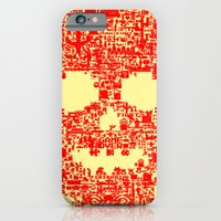 iPhone & iPod Case featuring 8-bitter by Dampa