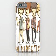 Juan Direction One Direction Cartoon iPhone 6 Slim Case
