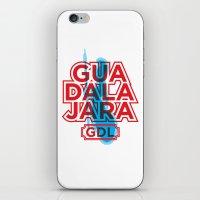 G.D.L. iPhone & iPod Skin