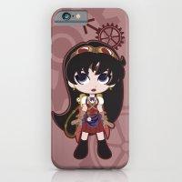 Steampunk Sailor Mars - Sailor Moon iPhone 6 Slim Case