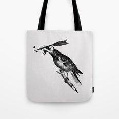 The Experimetal Artist Tote Bag