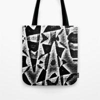 Chip on your Shoulder Tote Bag