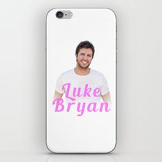 Luke Bryan Photo iPhone & iPod Skin