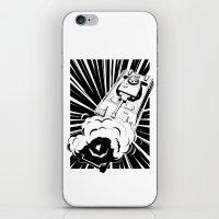 Ramming iPhone & iPod Skin