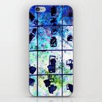 object matchsticks iPhone & iPod Skin