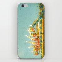 Let's Waltz iPhone & iPod Skin