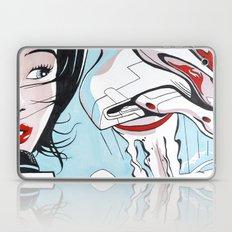 Leaving Earth Laptop & iPad Skin