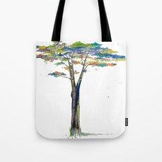 Jessi's Tree Tote Bag