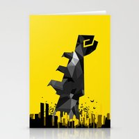 Polygon Heroes Rise 3 Stationery Cards
