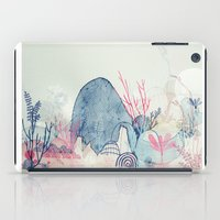 sea wonderland iPad Case
