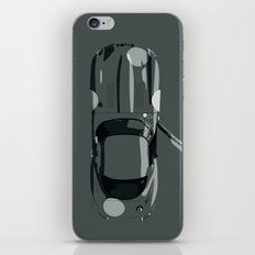 JAGUAR E-TYPE iPhone & iPod Skin