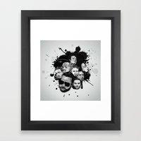 Undun Framed Art Print