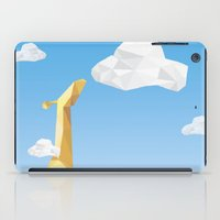 Into The Cloud iPad Case