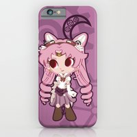 Steampunk Chibimoon - Sailor Moon iPhone 6 Slim Case