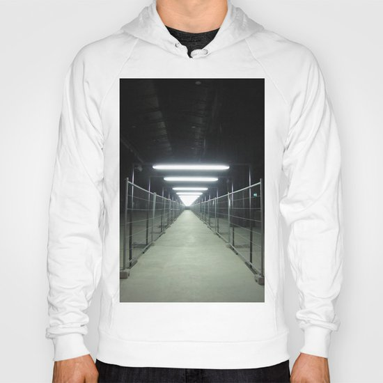 "A passage (Milan) ""A SAFE PLACE"" series Hoody"