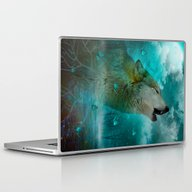 Laptop & iPad Skin featuring I'll See You In My Dream… by Soaring Anchor Desig…