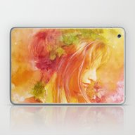 Autumn Leaves Laptop & iPad Skin