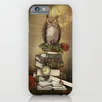 The Bibliophile - (the lover of books) iPhone 6 Slim Case