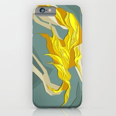Abstract island iPhone 6 Slim Case