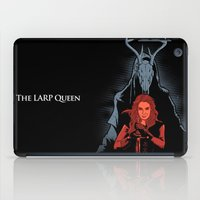 The LARP Queen iPad Case