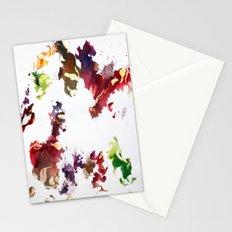 Splatter Stationery Cards