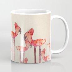 transmogrified flamingo colony Mug