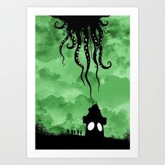 PANTHERION poster sujet Art Print