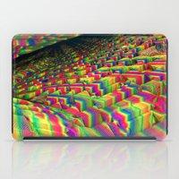 Walking On Rainbows iPad Case