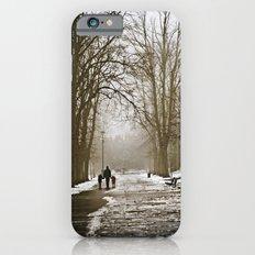 A walk through the park II iPhone 6s Slim Case