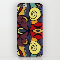 Surface Symmetry iPhone & iPod Skin
