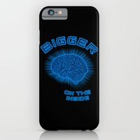 Thoughts And Radical Dreams Inside Skull iPhone 6 Slim Case
