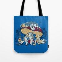 Stoned In Wonderland Tote Bag