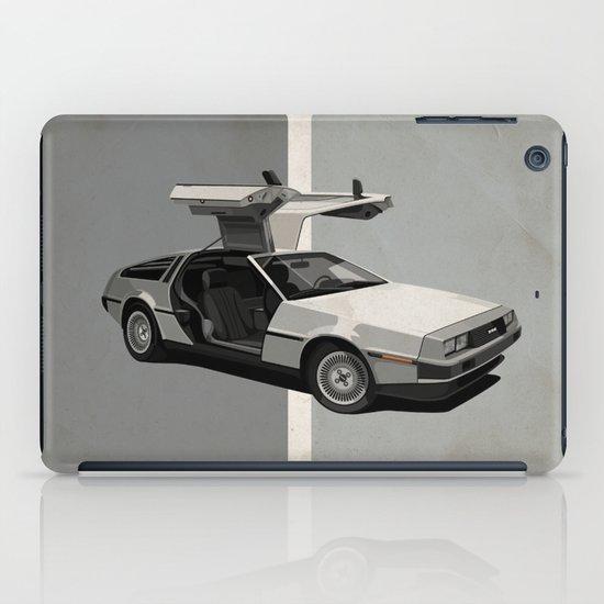 Delorean DMC-12 iPad Case
