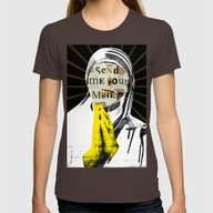 T-shirt featuring The Prayer by Marko Köppe