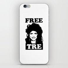 FREE TRE iPhone & iPod Skin