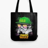 Stormtrooper Swag Tote Bag