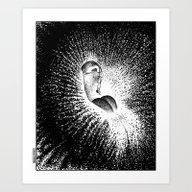 Apollonia Saintclair 607… Art Print