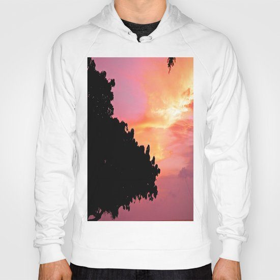 Divi Divi Tree Sunset Hoody