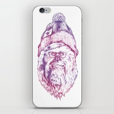 chewipster iPhone & iPod Skin