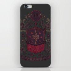 Born in Blood iPhone & iPod Skin
