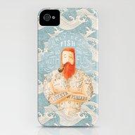 Sailor iPhone (4, 4s) Slim Case