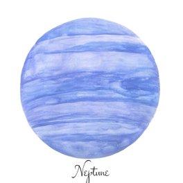 Framed Art Print - Neptune - Gabriel